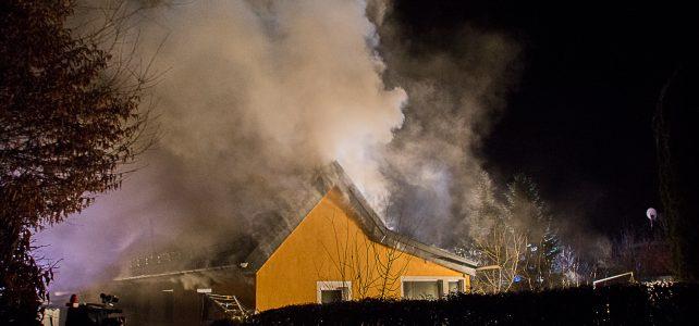 Einsatz: Wohnhausbrand in Mayerhofen