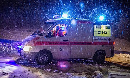 Einsatz: Rettungsdienstunterstützung – Notfalleinsatz