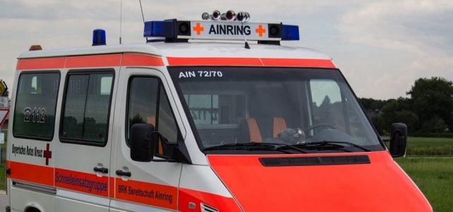 Einsatz: Rettungsdienstunterstützung